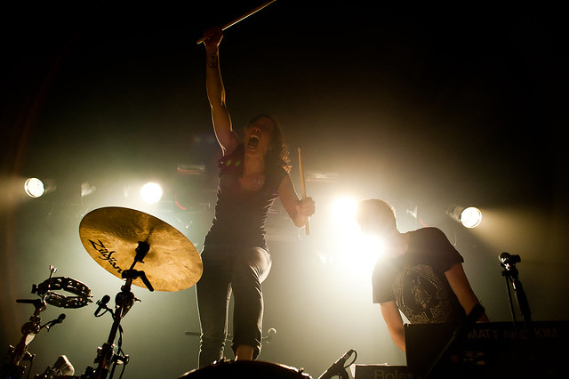 Matt & Kim @ Garage, London 23/03/11