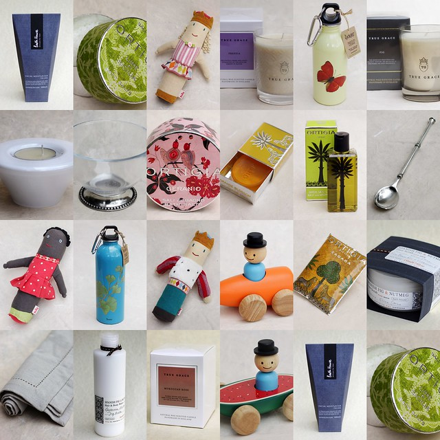Products image - collage