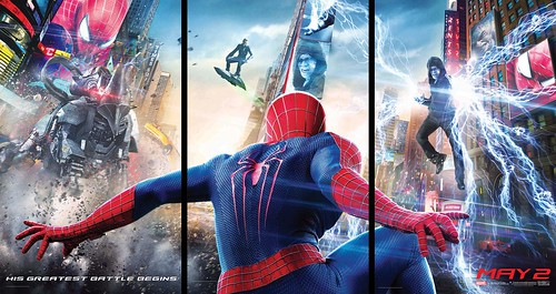 The Amazing Spider-Man 2: El poder de Electro – Estreno