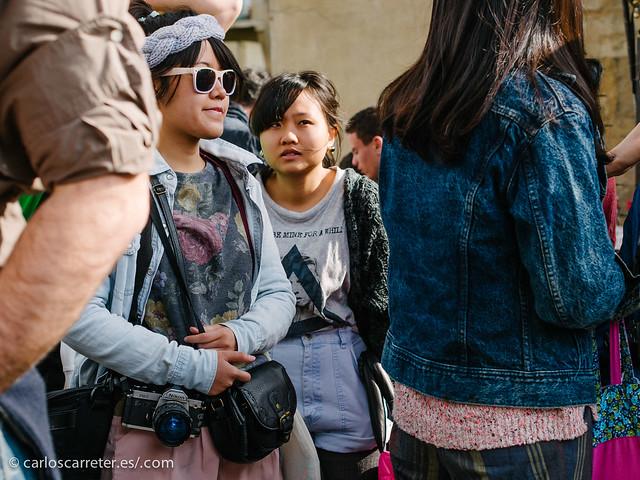 Nikon FM2 en el Ponte Vecchio de Florencia