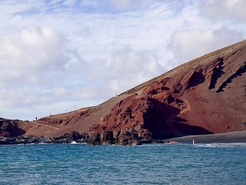 Playa Charco de los Clicos