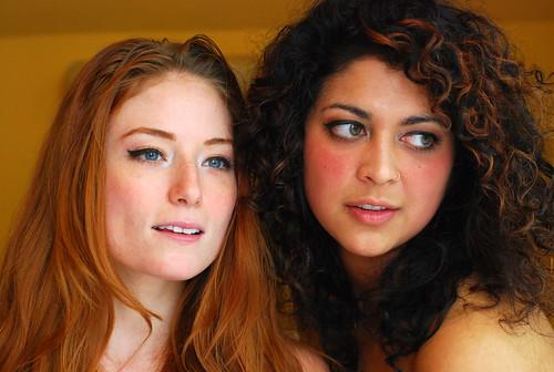 Holly & Rachel