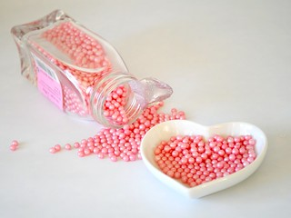 I love pretty cupcake sprinkles!
