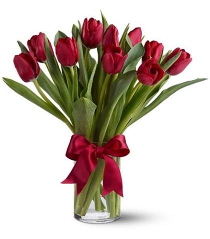 #05V Tulips 10/$35 12/$40 18/$50