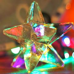 Christmas decorations 2009 - Star