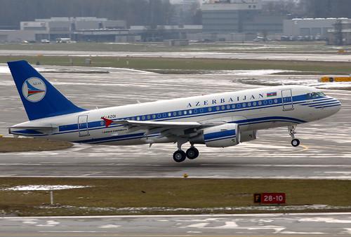 A319 - Airbus A319-115(CJ)