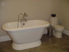 Tub + Toilet