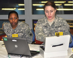 U.S. Africa Command C4ISR Senior Leaders Conference, Vicenza, Italy, February 2011
