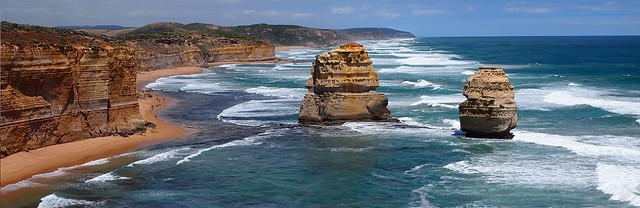 Hitting the Great Ocean Road Down Under