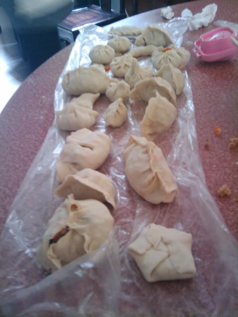 四方饺子的步骤图片
