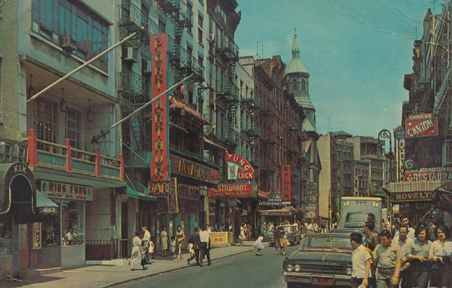 Chinatown - New York, New York