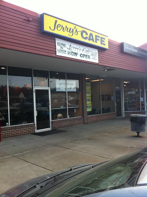 Jerry S Cafe Kermit Texas