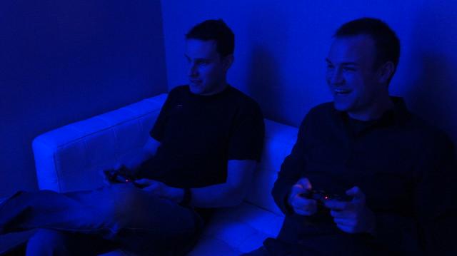PlayStation.Blog Lounge @ GDC 2011