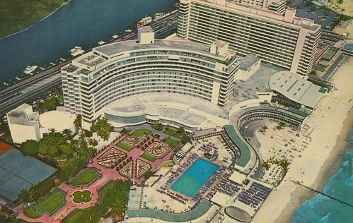 The Fontainebleau Miami Beach Florida Featuring 14