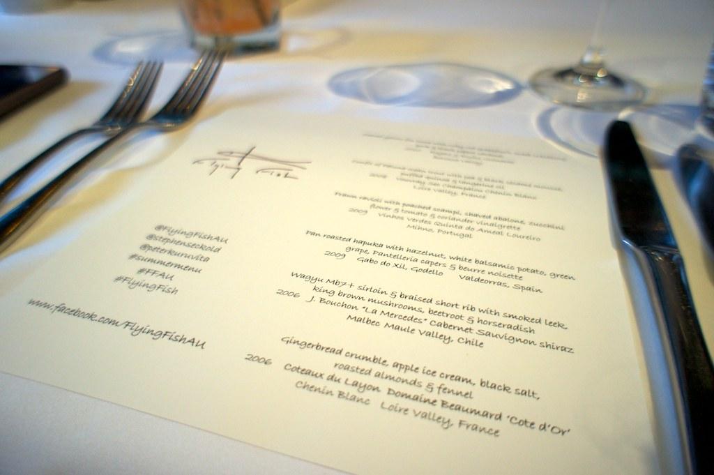 Menu sleeves sleeves bw3 menu for J and j fish menu