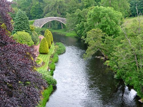River Doon and Brig O'Doon