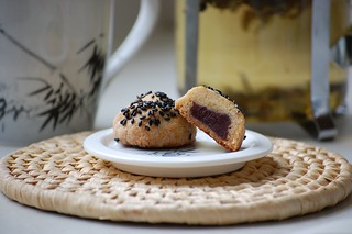 Red Bean Cookies