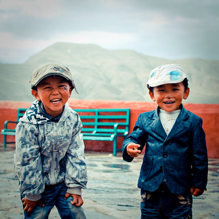 Two Future Models, Yumbulagang, Tibet