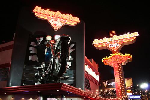 Harley Davidson - Las Vegas - Nevada