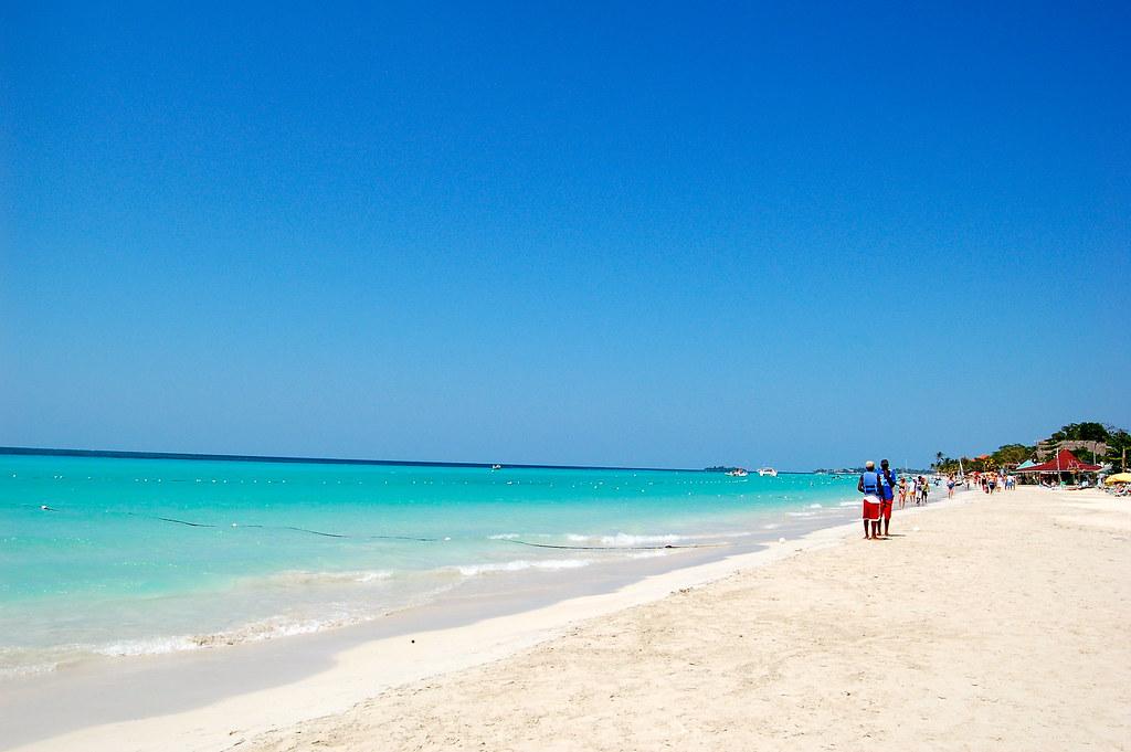 negril пляж
