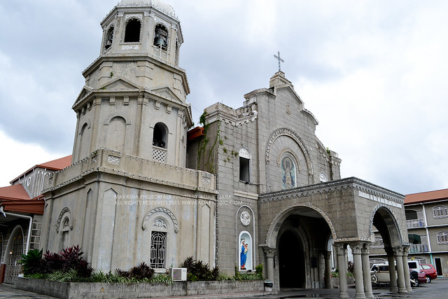 Our Lady of the Abandon Church Marikina