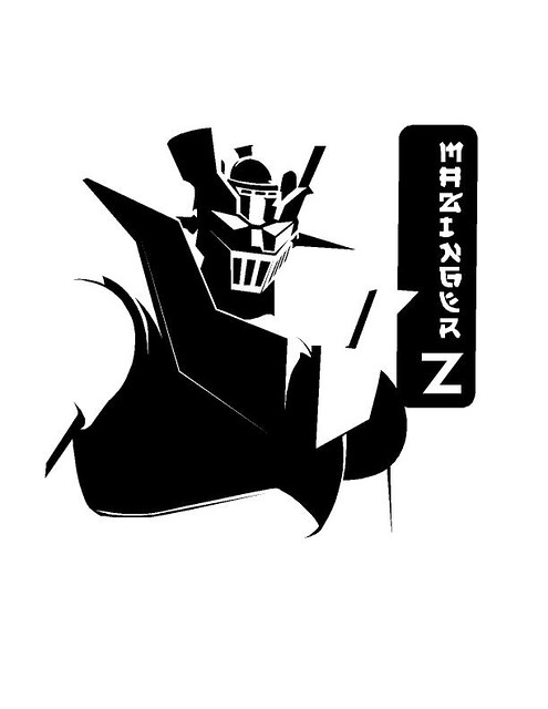 mazinger z coloring pages - photo#39