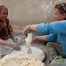 Audrey Attempts Making Shrak (flat bread)...Not Going Too Well - Zikra Initiative, Jordan