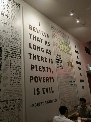 Credo, San Francisco, Famous Quotes IMG_5148