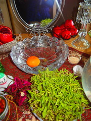 Persian New Year 2011 - Haft Seen (Table Decoration) - a set on Flickr