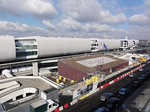 Malpensa cantiere la porta di milano stazione t1 - Porta garibaldi malpensa terminal 2 ...