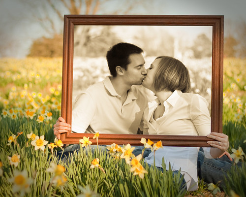 flowers chris portrait woman mountain man flower love field sepia canon 50mm engagement kiss couple ar jennie frame daffodil arkansas daffodils perrycounty pictureframe wye wyemountain canon50mm pictureinapicture engagementportraits daffodilfestival canonef50mm 50d img8722 niftyfifty daffodilfield canon50d wyeunitedmethodistchurch wyemountaindaffodils