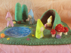 Easter Egg Hunt Playscape
