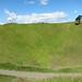 Grassy caldera in Auckland.