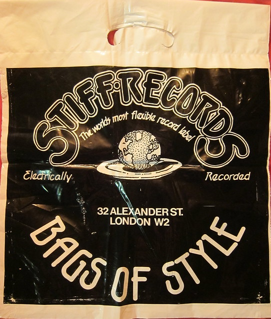 STIFF RECORDS - BAGS OF STYLE
