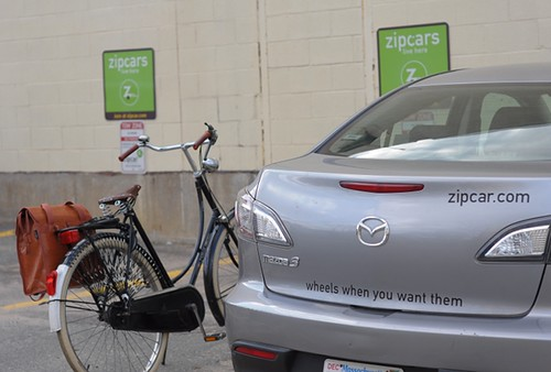 Gazelle & Zipcar