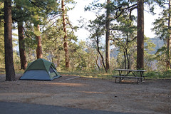 Grand Canyon North Rim Campground 0021