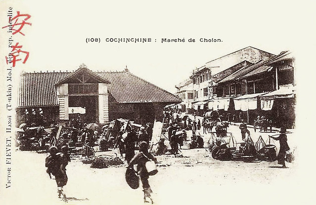 SAIGON - MARCHE DE CHOLON