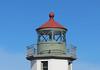 Lantern Room, Alki Point Lighthouse, Seattle, Washington
