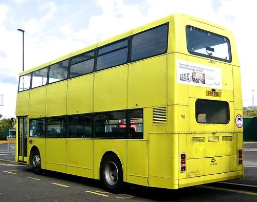 F96 PRE 'midland classic' No. 96 Leyland Olympian / Alexander RL /2 on Dennis Basford's railsroadsrunways.blogspot.co.uk'