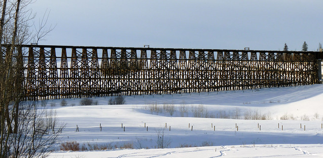 Trestle Bridge 603