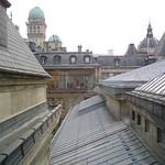 ภาพของ La Sorbonne. roof sorbonne toît