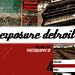 March Exposure Detroit Flyer by VK3Photographix