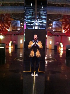 Self-Portrait, Exploratorium