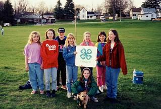 4-H Club Spring 1994