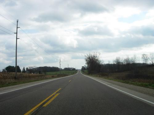 U.S. 10 EB between Ellsworth and Durand