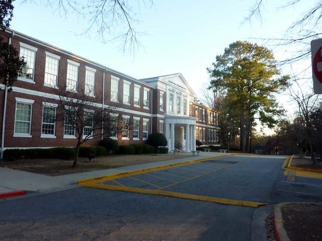 Architecture Tourist Shutze 39 S High Schools Part 2 North Fulton 1932