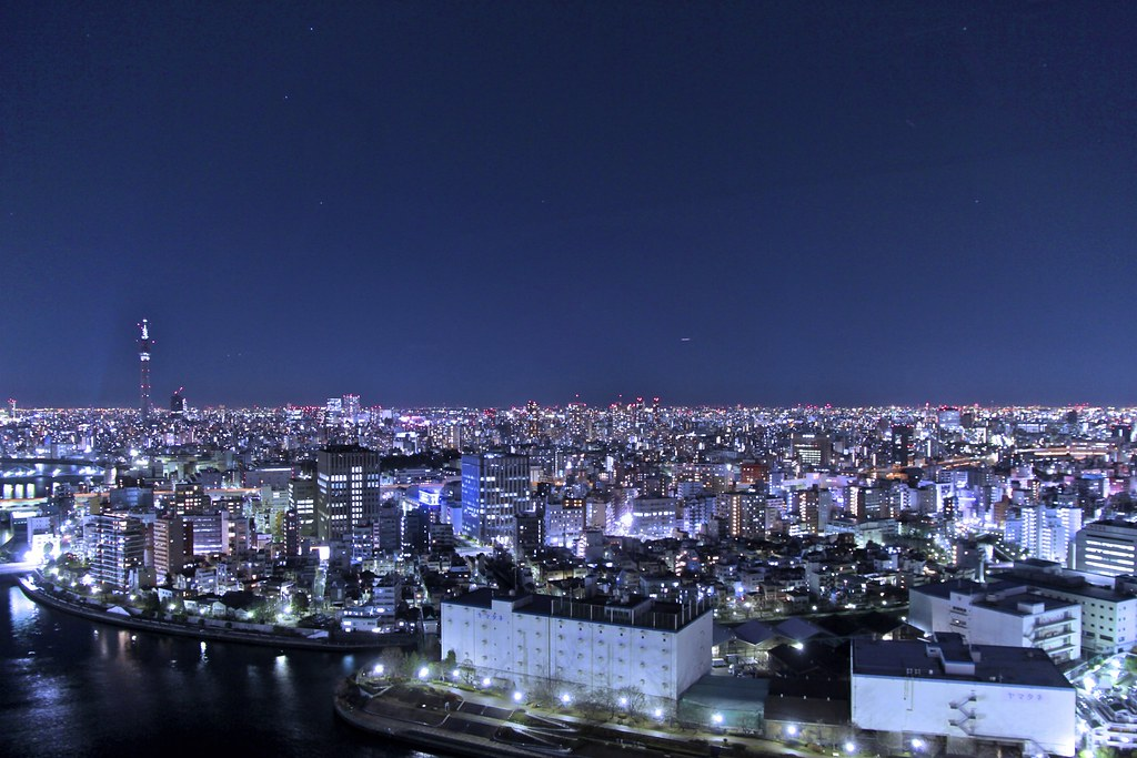 Midnight Tokyo