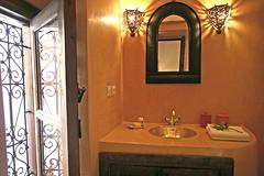Riad Elixir - Chambre 5 - Salle de bain