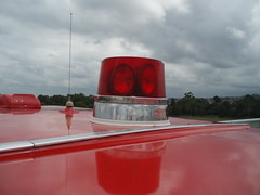 1969 Cadillac Superior Rescuer High Top ambulance
