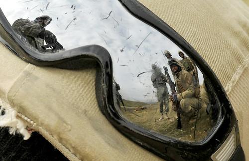 Ghuzlani Warrior Training Center welcomes new Iraqi army battalion [Image 3 of 4]